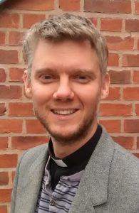 Rev Tim Carter - Vicar