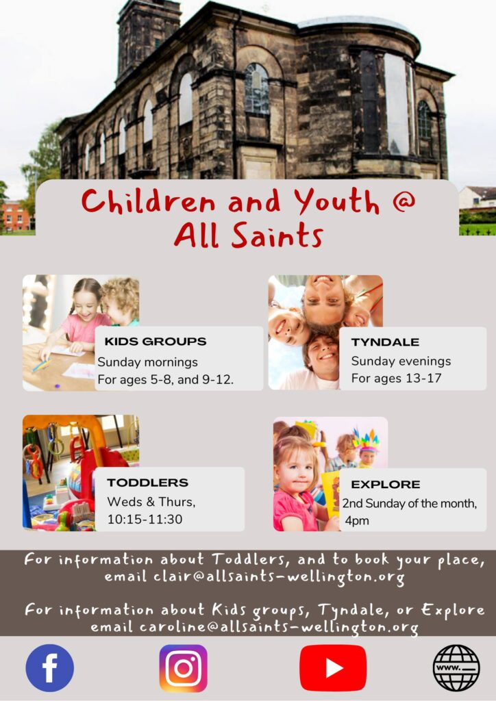 Children and Youth work
